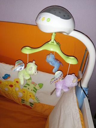 proyector con luces y sonidos
