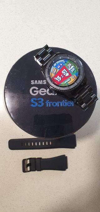 samsung s3 frontier+correa metalica