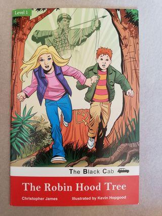 "Libro en inglés ""The Robin Hood Tree"""