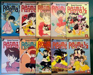 Colección Ranma 1ª y 2ª parte ( 1994 )