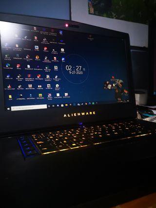Alienware 15 R3 Portatil gamer