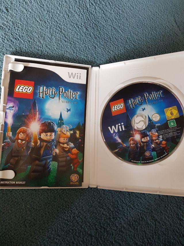 Juego Wii Harry Potter years 1-4 Lego de segunda mano por ...