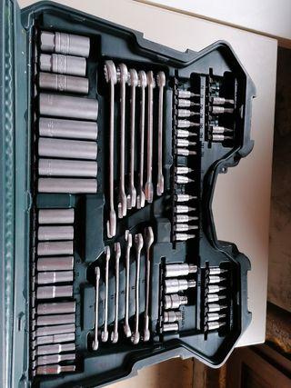 maletin herramientas mannesmann