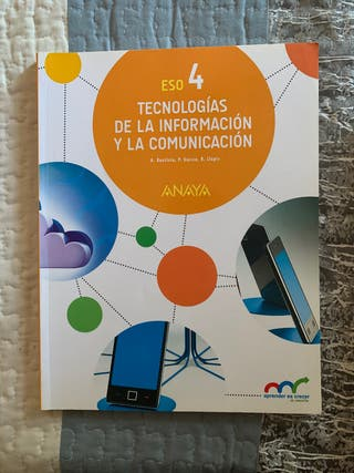 Libro informática 4° ESO