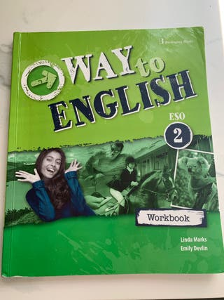 Workbook way to English 2 ESO