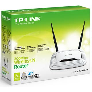 ROUTER TP-LINK (TL-WR841ND) Wireless