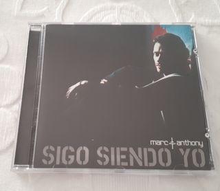 CD Marc Anthony.