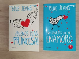 Libros Blue Jeans