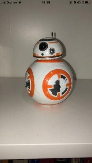 Figura bb8 de Star Wars