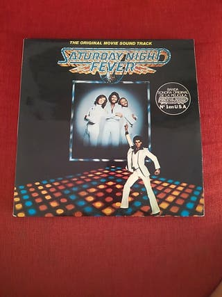 Vinilo Saturday night fever
