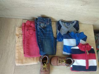 Lote ropa otoño/ invierno 2 años