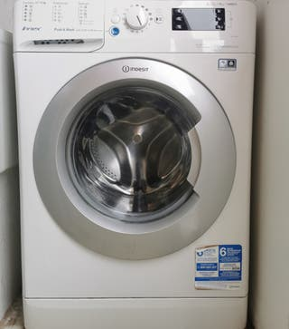 lavadora Indesit 9kg