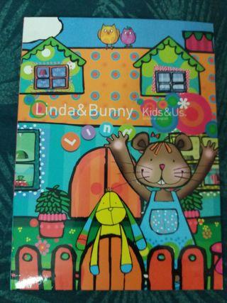 Linda & Bunny Kids & us Cd's