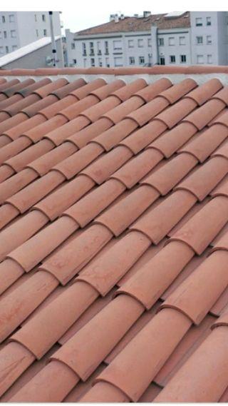 se hace limpiezas de tejados arreglamos canelones