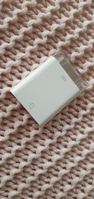 Lector de tarjetas SD Ipad