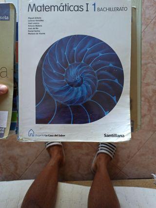 Matemáticas 1 Ciencias 1° Bachillerato