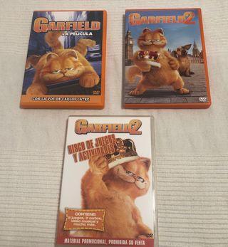 Películas Garfield