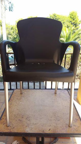 13 sillas para terraza de bar