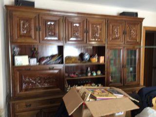 Mueble comedor antiguo