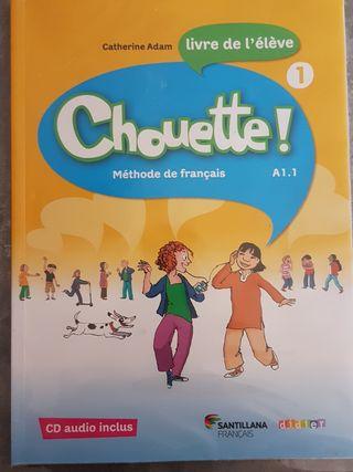 Libro de francés para primaria