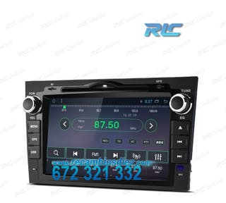RADIO GPS HONDA CRV 3 ANDROID 8.1 WIFI BLUETOOTH