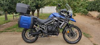TRIUMPH TIGER 800 XCX 2017 6500 kms