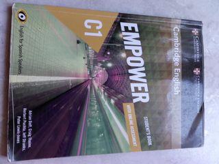 Cambridge English Empower C1 student's book