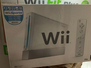 Wii+Wii fit plus