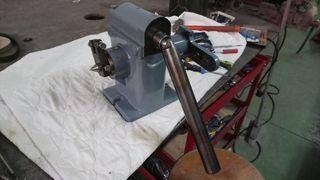 Uti para fresadora de metal