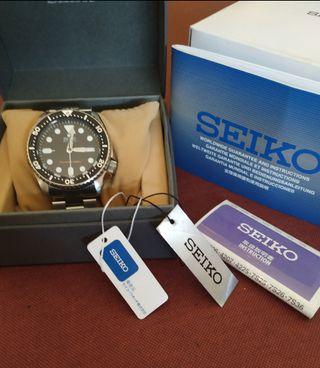 Seiko Skx007 con armis Oyster