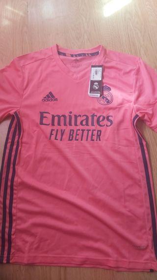 camiseta del Real Madrid 2020/2021