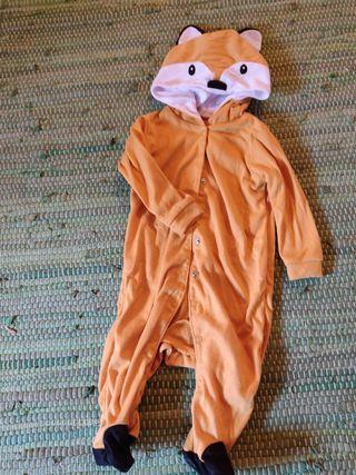 Pijama bebé de 6-9 meses,puesto un solo día