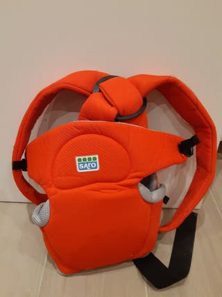 Mochila Porta Bebé Multi-Posición