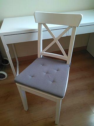 Silla Ikea de comedor