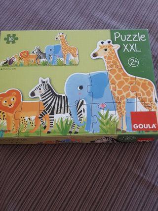 Puzzles 2años +