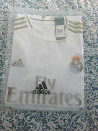 camiseta nueva real Madrid