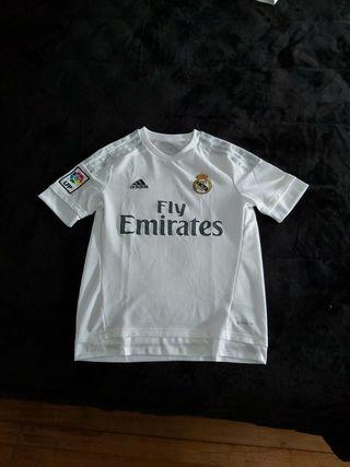camiseta +pantalon original del real madrid