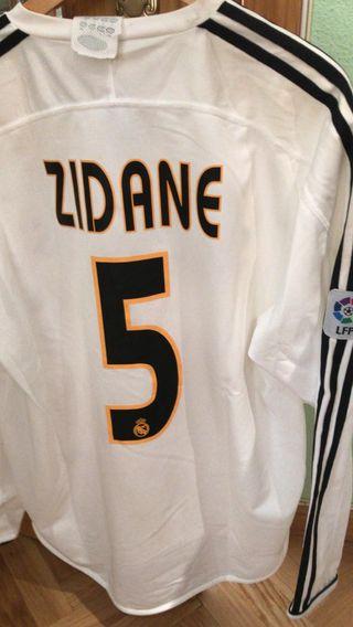 Camiseta Zidane Real Madrid