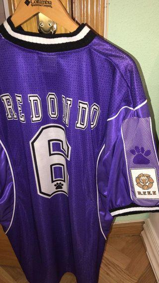 Camiseta Redondo Real Madrid match