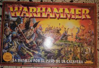 Warhammer La Batalla por el paso de la calavera