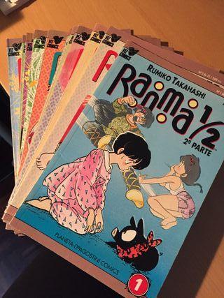 Ranma 1/2 - Rumiko Takahashi