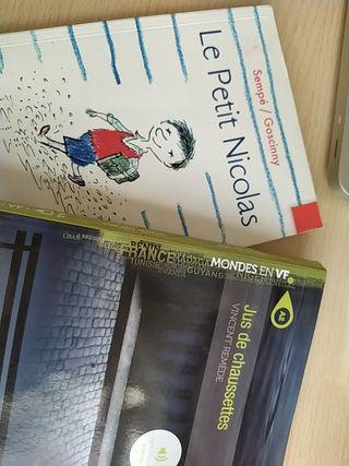 Libros de francés EOI