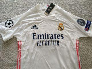 Camiseta Real Madrid Versión Jugador