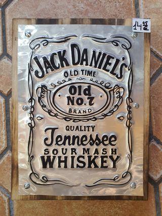 chapa Jack Daniels