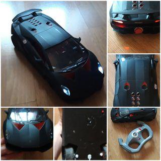 Lamborghini radio control