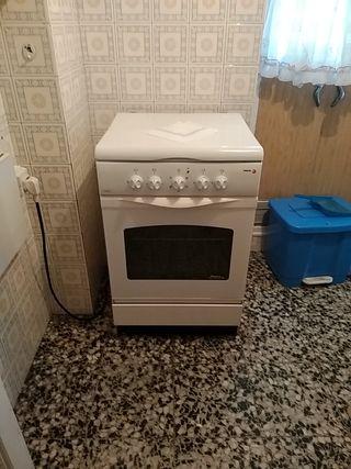 Cocina + horno Fagor