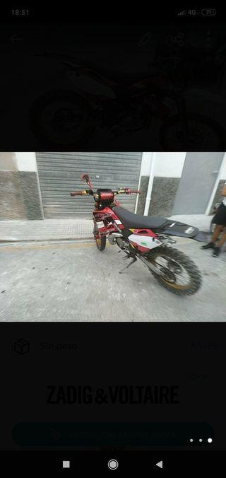Rieju 2005 Mrx 50