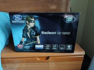 Ati Radeon Hd 5850 1GB gddr5