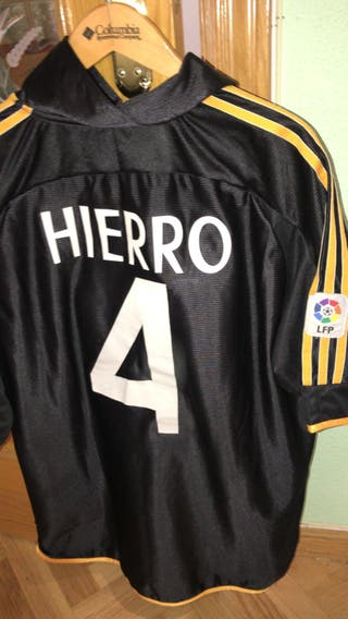 Camiseta Real Madrid Hierro match