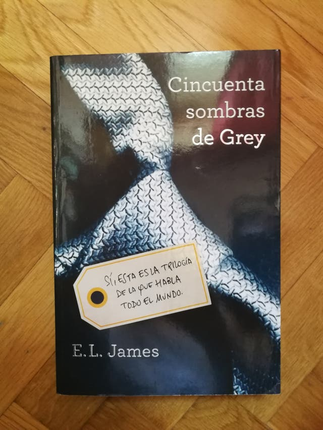 50 sombras de Grey - E. L. James